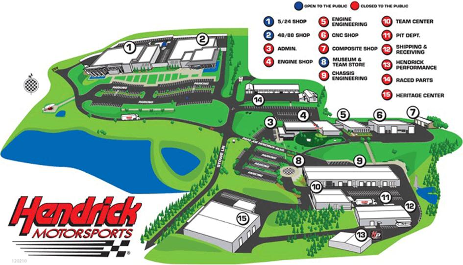 My Weekend With Hendrick Motorsports Brandrenaline